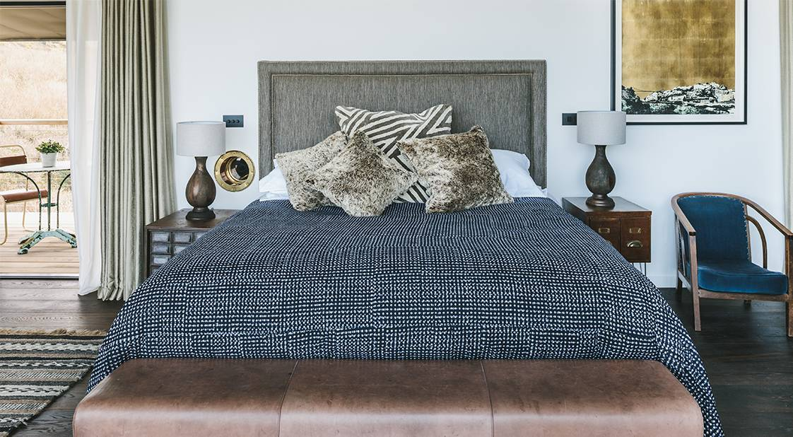Barford bedrooms - Widemouth