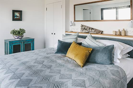 Barford bedrooms - Summerleaze