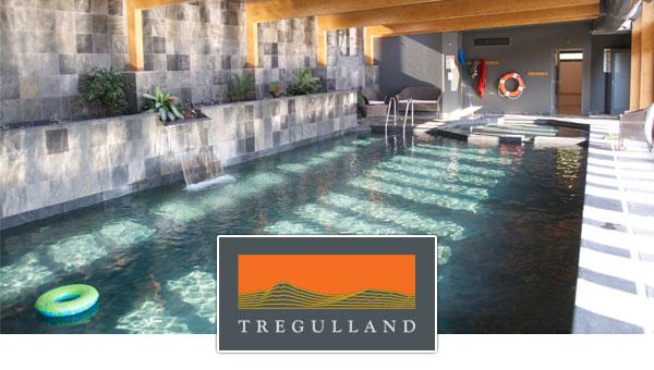 Tregulland Pool House