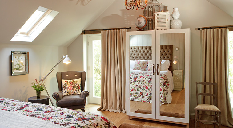 Barford master bedroom