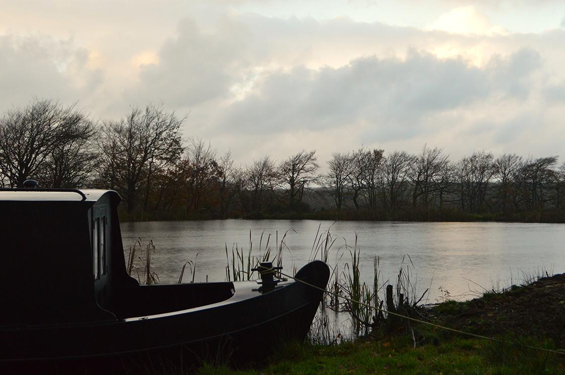 Blackbird house boat