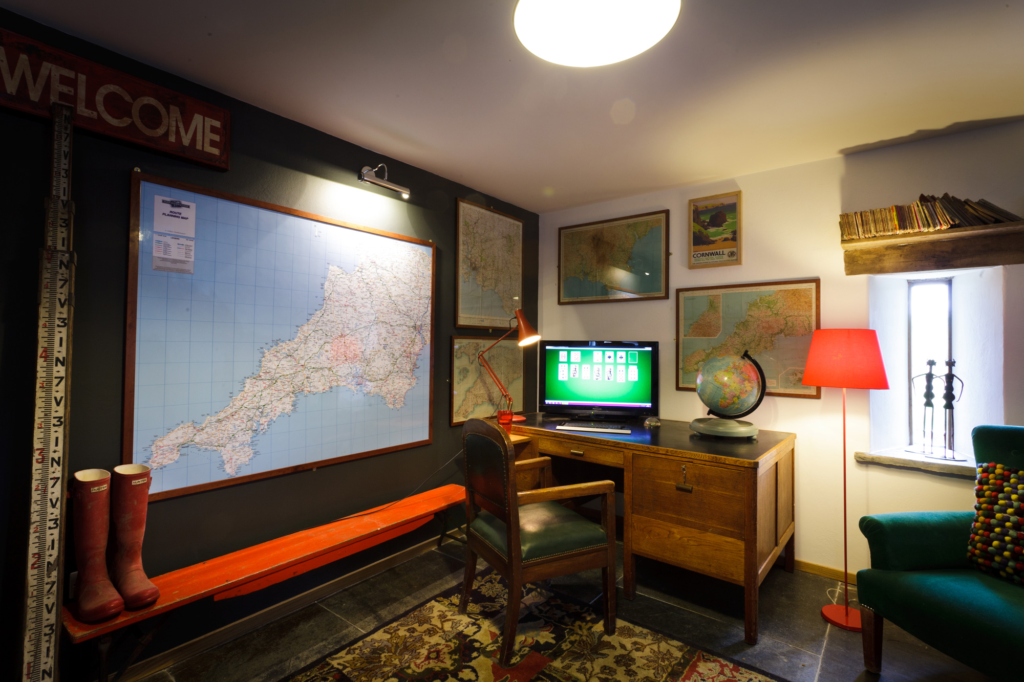 Map Room