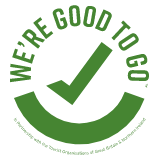 'We're Good to Go' Industry Standard logo