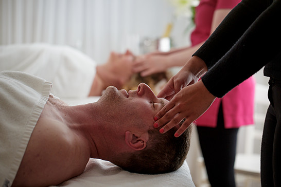 Massage Therapy at Tregulland