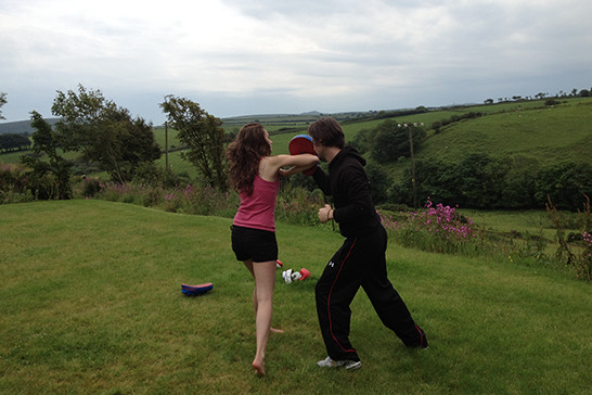 Personal Training at Tregulland