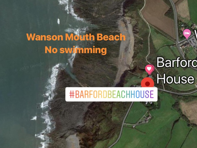 Wanson Mouth - Barfor Beach House